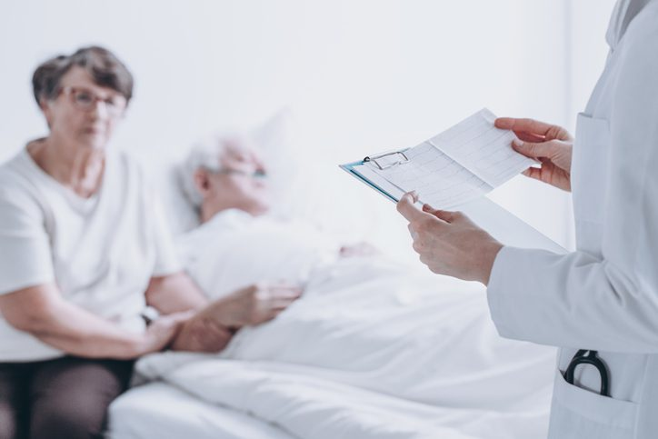 Medical malpractice is common among elderly patients.