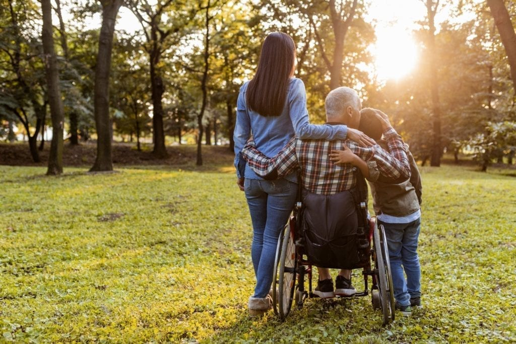 Hire a Spinal Cord Injury Lawyer Family